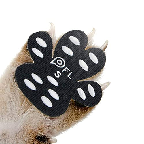 Dog Paw Protection Anti Slip Traction Pads With Grips 24 Pieces