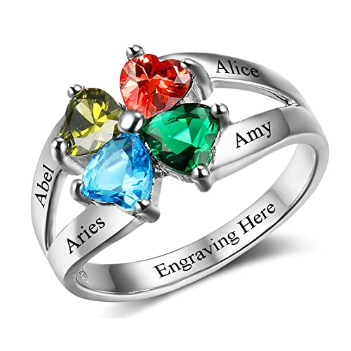 kouye Women Sunflower Alloy Ring Jewelry Cocktail Party Birthday Gift Ring