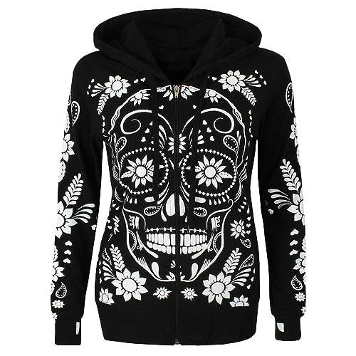 Clearance SFE Women Hoodie Patchwork Pullover Hooded Sweatshirt Winter Warm