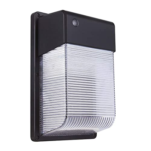 Led Wall Pack Light With Photocell 28w