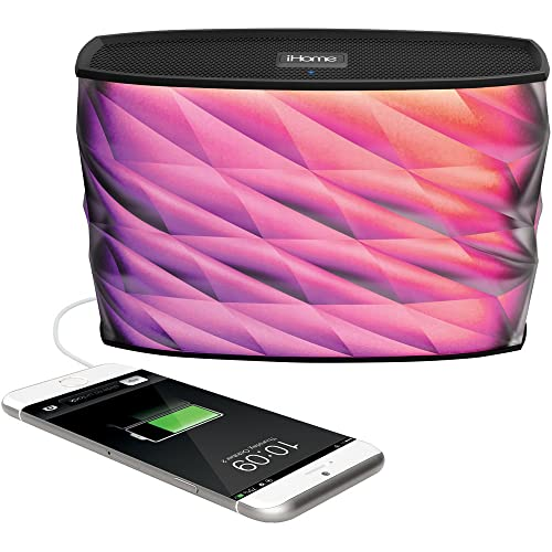 iHome Star Wars Villain Destroyer Flagship Portable Rechargeable Bluetooth Wireless Speaker Non-Retail Packaging Gray