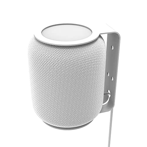 ALLICAVER Sturdy Metal Made Mount Stand ... Wall Mount Compatible Apple HomePod