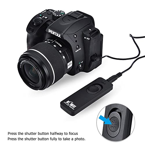 Camera Shutter Connecting Cable 3.5mm-N3 Connecting Plug for Canon EOS Cameras with Pixel Shutter Remote Control TW-283 Series