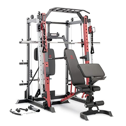 Marcy Utility Bench Workout Exercise Gym Fitness Weight Home Deluxe Training for sale online