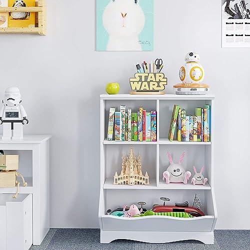 Bins Toy Storage Cubby, Playroom Storage Furniture
