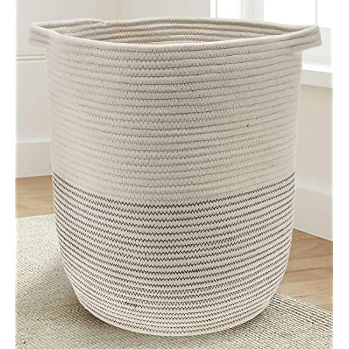 Extra Large Woven Storage Baskets 18