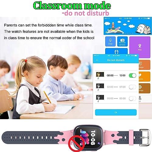 Buy MiKin Children Smart Watches for Girls Boys Age 3-12