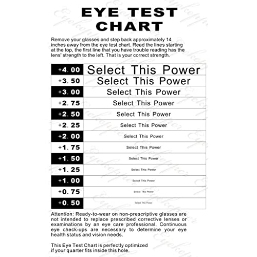 Eyekepper Readers UV Protection Spring Hinges Computer Reading Glasses Black Anti Glare Eyeglasses,Anti Blue Rays 2.0
