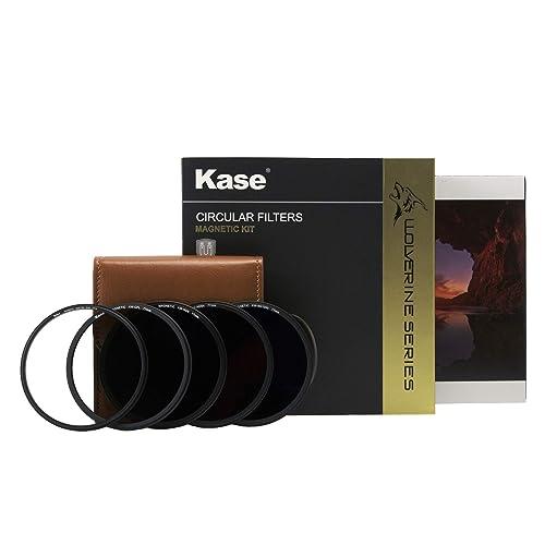 Kase Wolverine 72mm ND1000 Magnetic Shockproof Tempered Optical Glass Filter Incl Adapter 72 10 Stop