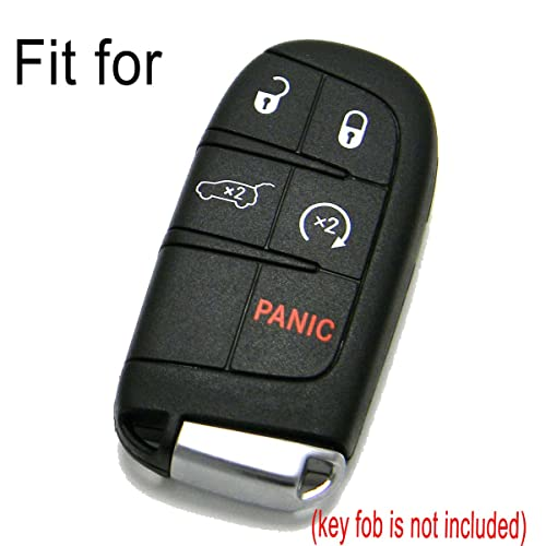 Remote Smart Key Fob fit for Dodge Challenger Charger Durango M3N5WY783X 5 BTN