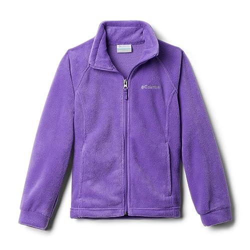 Columbia Youth Girls Benton Springs Jacket Classic Fit Soft Fleece