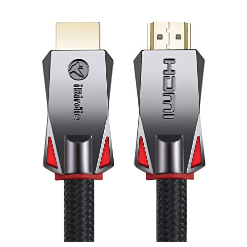 4K 60Hz HDR UHD 4:4:4 - HDCP 2.2 HDMI 2.0 High Speed 18Gbps HDMI Cable 25ft