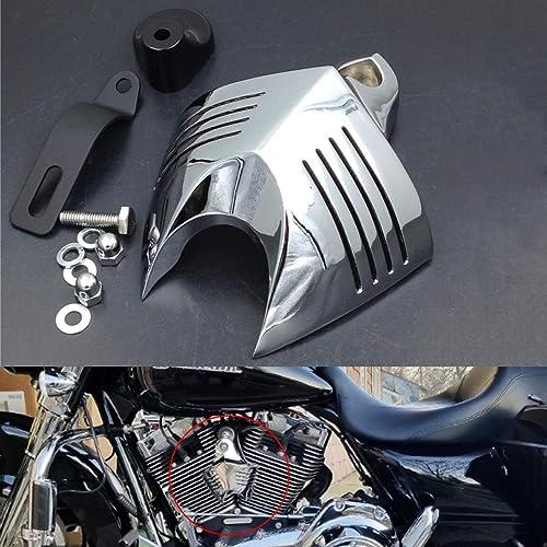 MotorDog69 Fire Fighter Flag Harley Horn Cover Coin Mount Set/…/…