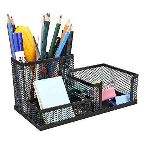 Desktop Storage Pen Holder Desk Tidy
