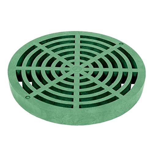 """Storm Drain FSD-3017-G20B 20/"""" Round Flat Grate for Catch Basin"""