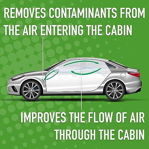 NISSAN CARBON CABIN AIR FILTER FOR NISSAN PATHFINDER V6 3.5L AND 2.5L 2013-2017
