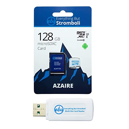 Professional Kingston 512GB for Sony Xperia Tablet Z MicroSDXC Card Custom Verified by SanFlash. 80MBs Works with Kingston