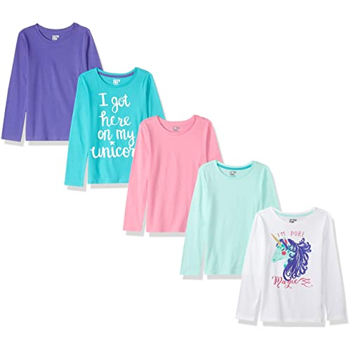 Brand Spotted Zebra Girls Long-Sleeve T-Shirts