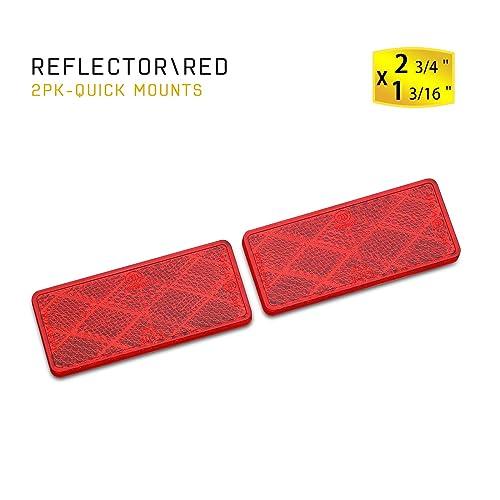 TYC 17-5276-00 Lexus RX350 Replacement Rear Driver Side Reflex Reflector