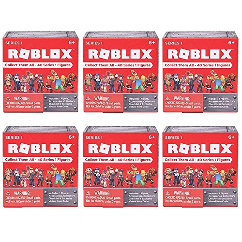 Roblox Celebrity Mystery Mini Figures Sapphire Series 2 *CHOOSE YOUR FAVOURITE*