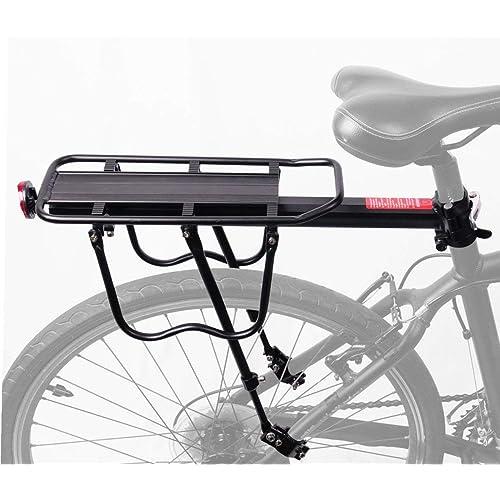 Arltb Bike Rear Bag Black 15 25L Waterproof Bicycle Trunk