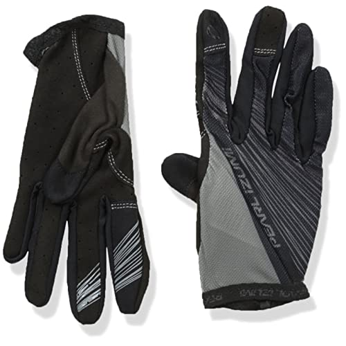 Size Medium K11539 Castelli 2015//16 CW 6.0 Cross Full Finger Winter Cycling Gloves black//turbulence - M