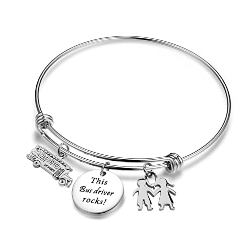 K AKTAP Initial Bracelet Letter Bracelet Personalized Rose Gold Expandable Wire Bangle Bracelet