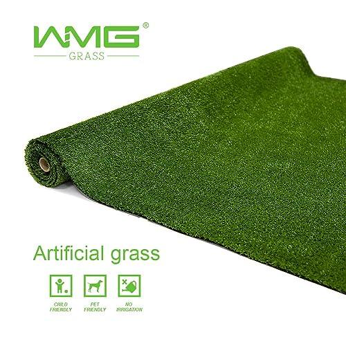 Synthetic Turf Gr Rug Green