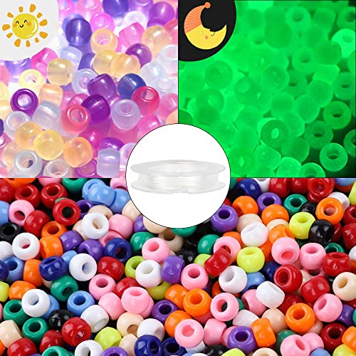 The Beadery 1575SV564 Plastic Mosaic Pieces 10-20mm Multi