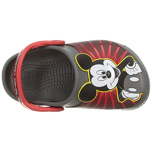 Crocs Kids Fun Lab Mickey 90th Birthday Clog