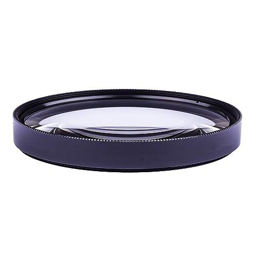 Macro Lens 72mm Nikon D7200 10x High Definition 2 Element Close-Up