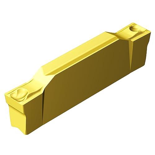 MB-11FA400-02-16L 1025 Without Coolant Left Hand Cut Sandvik Coromant Carbide CoroCut MB solid carbide head for face grooving
