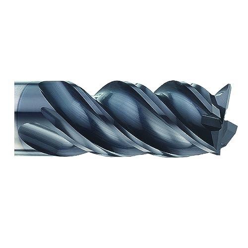 "3 Flute High Performance Aluminum Carbide End Mill 1//2/""  x 5//8/"" LOC x 3/"" long"