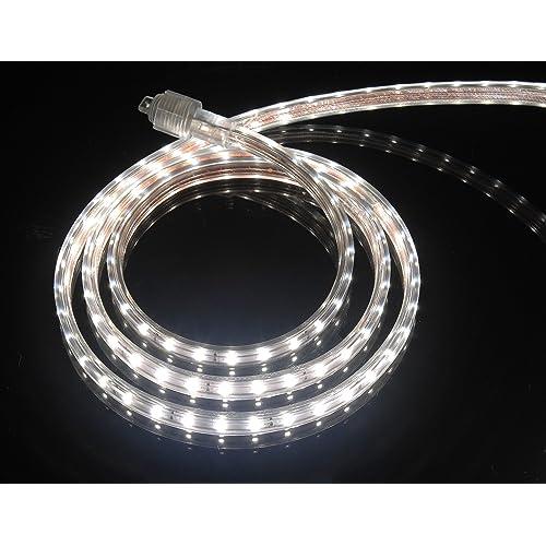 CBConcept® UL Listed,13 Feet,1400 Lumen,Pink,120 Volt Flat LED Strip Rope Light