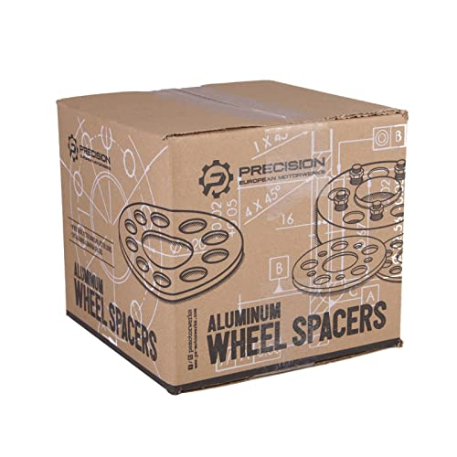 "1/"" ATV Wheel Spacers King Quad 400 450 700 750 Ozark 250-4x110"