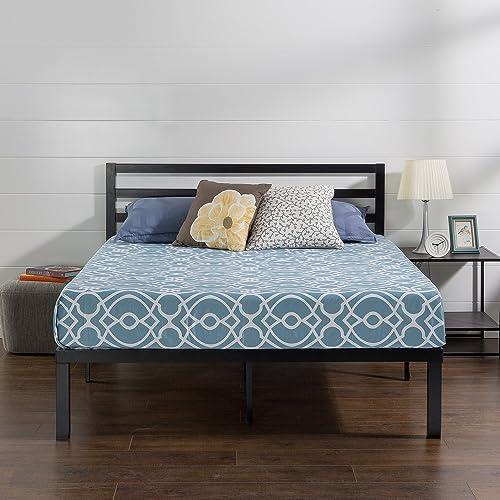 Buy Zinus Luis Quick Lock 14 Inch Metal Platform Bed Frame With