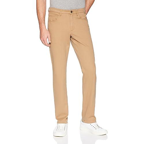 Goodthreads Mens Slim-Fit Modern Comfort Stretch Chino Pant Brand