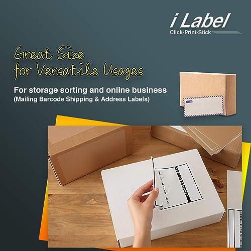 1000 Sheets Address Labels Laser Ink Jet 80 Per Sheet 80UP 1.75/'/'x0.5/'/'