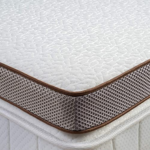 Buy Bedstory 3 Inch Memory Foam Mattress Topper Cooling Gel