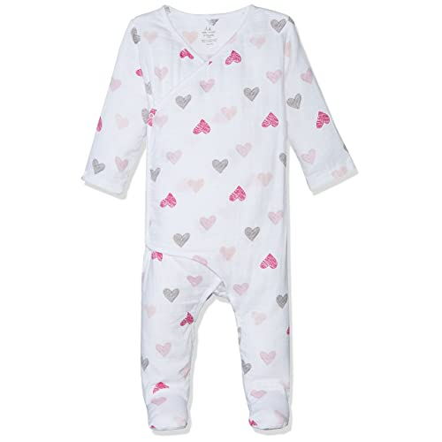 Mri-le1 Baby Girls Short Sleeve Jumpsuit Steam Train Baby Clothes