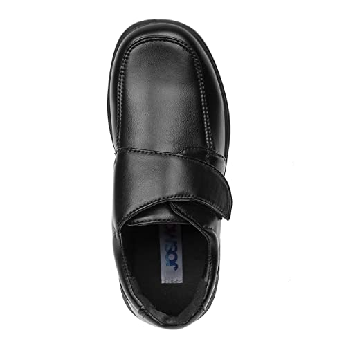 Josmo Boys Double Monk Strap Oxford Loafer Toddler//Little Kid//Big Kid