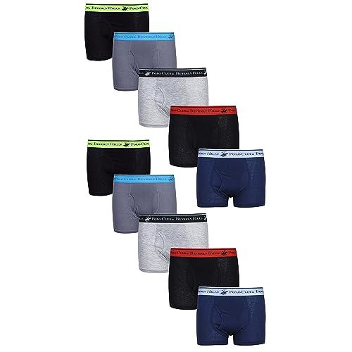 X-Large 12 Sunglasses Spotted Zebra Boys Kid 10-Pack Boxer Brief Underwear Brand