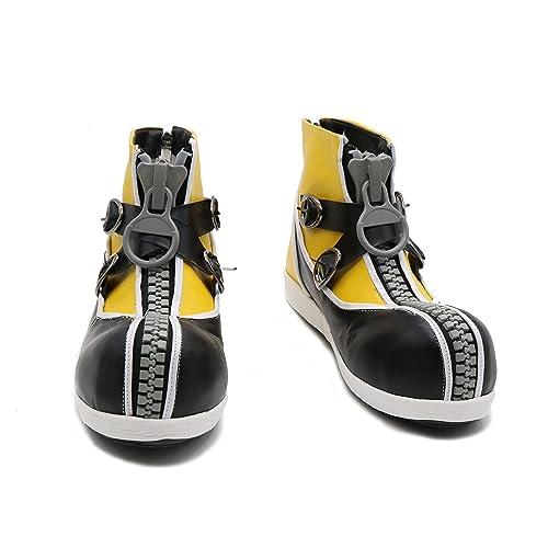 Telacos Star Wars Jedi Knight Obi-Wan Kenobi Cosplay Shoes Costume Boots Custom Made