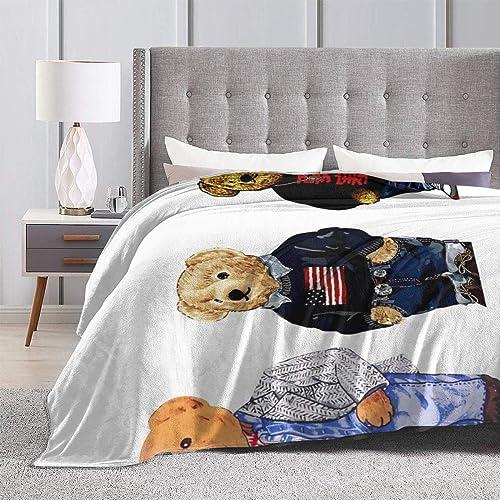 Eppedtul Bro Polo Bear Ultra Soft, Polo Bear Bedding Queen