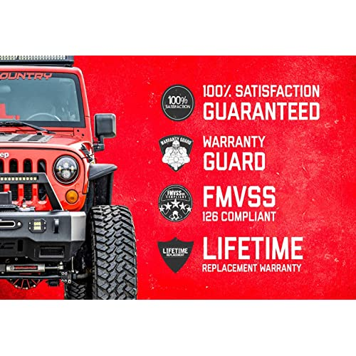 """Rough Country Front Track Bar Forged Fits JEEP TJ WRANGLER 1997-2006 4/""""-6/"""""""
