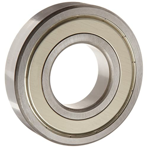 Single Row Normal Clearance NSK 686ZZ Deep Groove Ball Bearing 6mm Bore Double Shielded Metric 13mm OD 5mm Width 40000rpm Maximum Rotational Speed 440N Static Load Capacity Pressed Steel Cage 1080N Dynamic Load Capacity