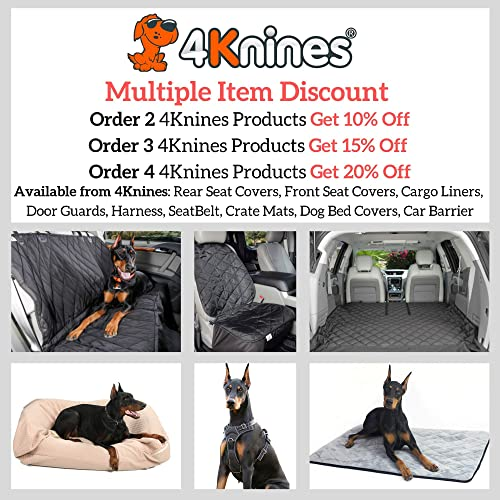 Easy Cleaning Kennel Bed Kimi Homes Kennel Pad Cats and More Quick Drying Kennel Mat with Mesh Technology Perfect Four Season Functions for Dogs