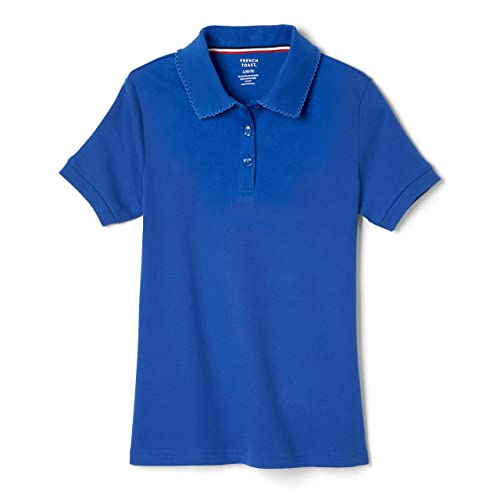 Standard /& Plus French Toast Girls Short Sleeve Stretch Pique Polo Shirt Polo Shirt