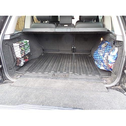 Rear Side Cargo Net Set of 2 For Subaru Impreza 2012 13 14 15 2016 2017 2018 Wagon XV Crosstrek NEW Trunknets Inc 2012-2018