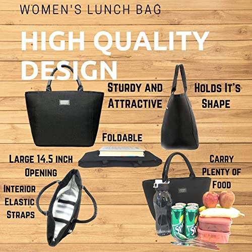 Various Designs Lunch Bags Insulated Interior